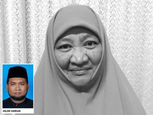 Allahyarhamah To' Puan Fatimah @ Zainab Ibrahim