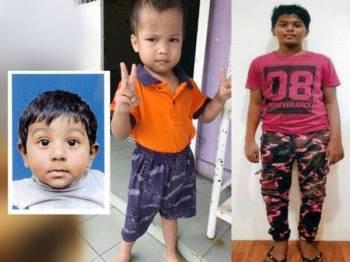 Gambar dari kiri: Muhammad Iqramm, Wira Iskandar, Ahmad Taufiq