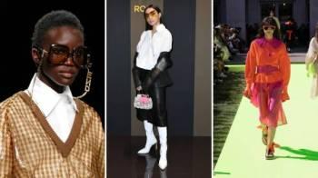 POLAROID, Kate Spade dan Fendi antara jenama yang memperkenalkan koleksi cermin mata baharu.