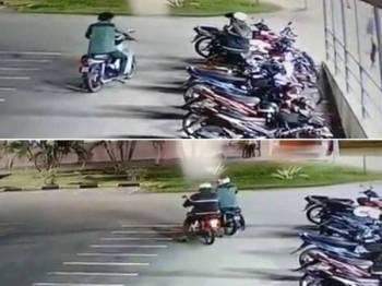 Antara paparan video yang tular di media sosial.