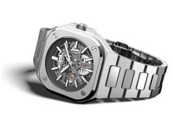 KOLEKSI jam premium versi kerangka (skeleton) bakal menjadi rebutan apabila hanya dijual terhad kepada 500 unit sahaja.