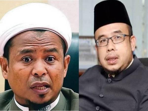 Zamihan Mat Zin,  Dr Mohd Asri Zainul Abidin