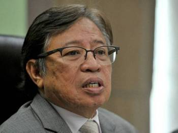Datuk Patinggi Abang Johari Tun Openg - Foto internet