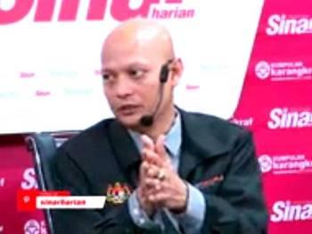 Ketua Jabatan Malaysia Computer Emergency Response Team (MyCERT), CyberSecurity Malaysia, Megat Muazzam Abdul Mutalib.