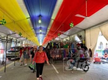 Permohonan permit sementara bagi menjalankan perniagaan di Bazar Aidilfitri Jalan Raja bagi tahun 2020 akan mula dibuka kepada orang ramai bermula 25 November ini.