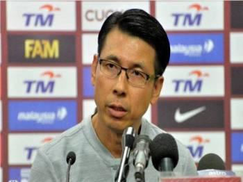 Tan Cheng Hoe. - Foto: Persatuan Bola Sepak Malaysia