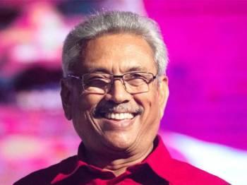 Gotabaya Rajapaksa. - Foto AFP
