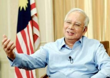 Najib- Foto: Bernama