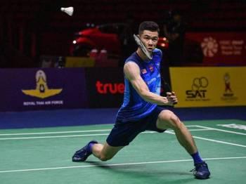 Zii Jia antara pemain utama skuad badminton negara. - Foto: AFP