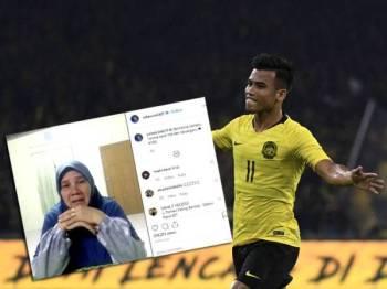Perkongsian Safawi di laman Instagramnya kini tular di media sosial yang meraih 238,000 tontonan.