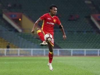 Mohd Amri Yahyah - Foto Facebook FA Selangor