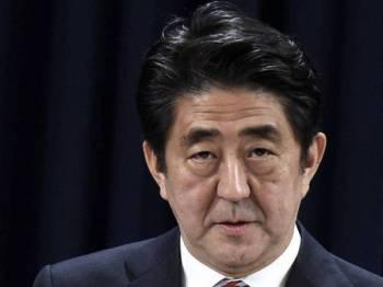 Shinzo Abe. - Foto: AFP