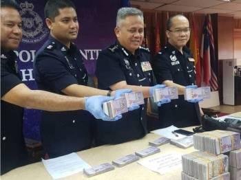 Kesemua wang berjumlah RM600,000 berjaya dikesan dalam tempoh kurang 24 jam. RM700 yang digunakan untuk bayaran hotel juga telah dikembalikan oleh pihak hotel.