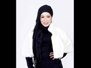 Penampilan terkini Ramlah Ram yang kembali dengan single baru selepas lapan tahun - FOTO: Ramlah Ram Group (RRG)
