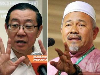 Lim Guan Eng dan Tuan Ibrahim