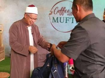 Foto: Twitter Datuk Seri Dr Zulkifli Mohamad Al-Bakri.
