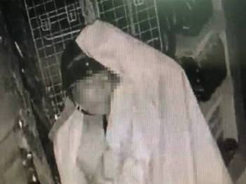 Rakaman CCTV yang membawa kepada penahanan empat suspek Geng Caltex.
