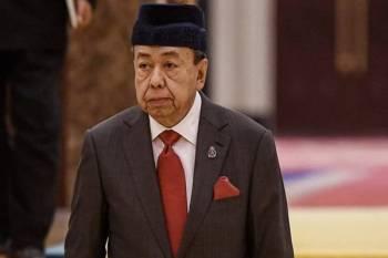 Sultan Selangor - Foto fail Bernama