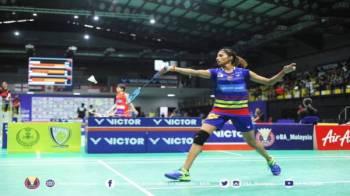 Kisona teruja diberikan kepercayaan menggalas cabaran negara pada Sukan SEA Filipina 2019. -Foto: Badminton Association of Malaysia - BAM