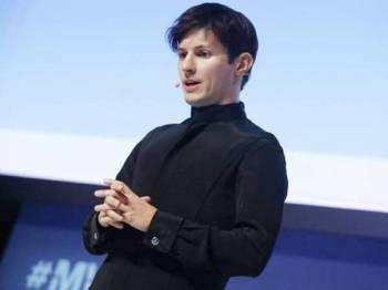 Pavel Durov. - Foto Financial Times