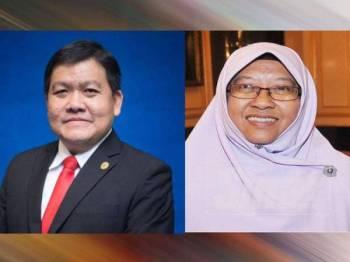 Loy Sian dan Haniza mengesahkan akan menghadiri Kongres Nasional Tahunan PKR.