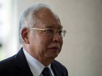 Najib - Foto Bernama