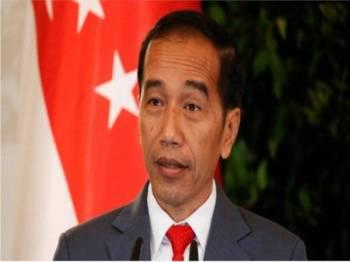 Jokowi. - Foto AFP