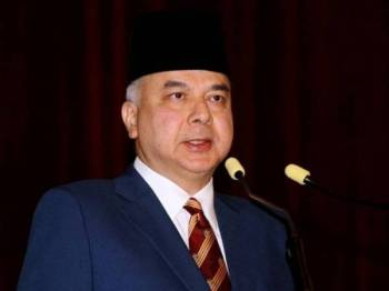 Sultan Nazrin Muizzuddin Shah. - Foto Bernama
