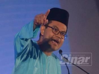 Akmal Nasrullah Mohd Nasir. - Foto Sinar Harian SHARIFUDIN ABDUL RAHIM