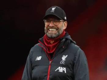 Klopp akui gembira The Reds akhirnya tidak bolos selepas dua bulan. Foto: Premier League