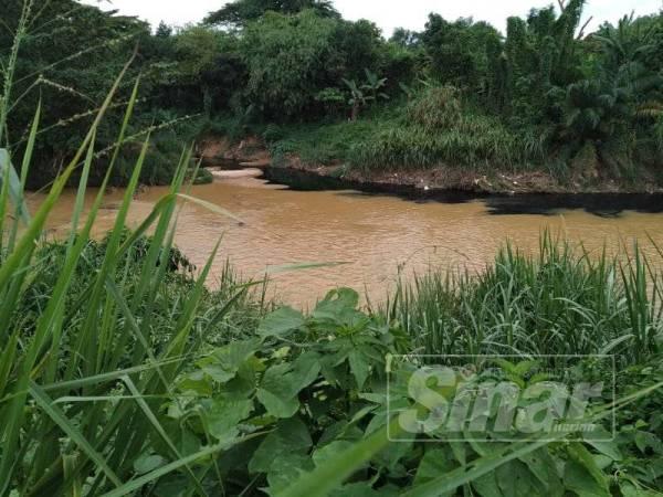 Sungai Anak Air Garam