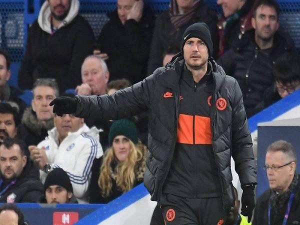 Lampard tidak berpuas hati dengan corak permainan pasukannya yang tidak efektif terutama ketika menyudahkan peluang di hadapan gol. - Foto EPA Andy Rain