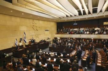 Pembacaan pertama rang undang-undang itu mendapat 50 undian sokongan di Knesset.
