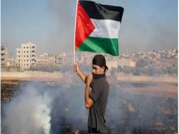 EU akan membincangkan tentang pengiktirafan Palestin sebagai sebuah negara berdaulat bulan depan. - Foto: AFP