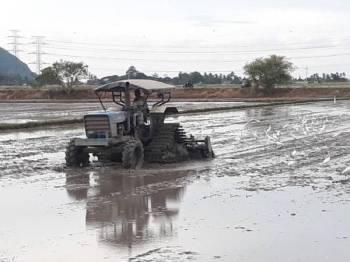 MADA memohon semua pesawah dapat bekerjasama dalam mengoptimumkan penggunaan air bagi penanaman padi.