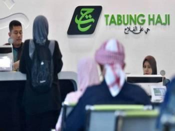 Tabung Haji - Foto Bernama