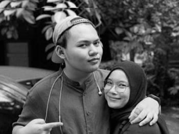 Tinggal kenangan, Nora bersama Alif. - FOTO: Instagram Nora Ariffin