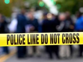 Pihak polis Chicago mengesahkan 13 cedera dalam insiden tembakan rambang semalam. - Foto Agensi.