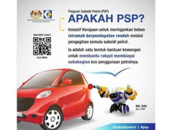 Program Subsidi Petrol
