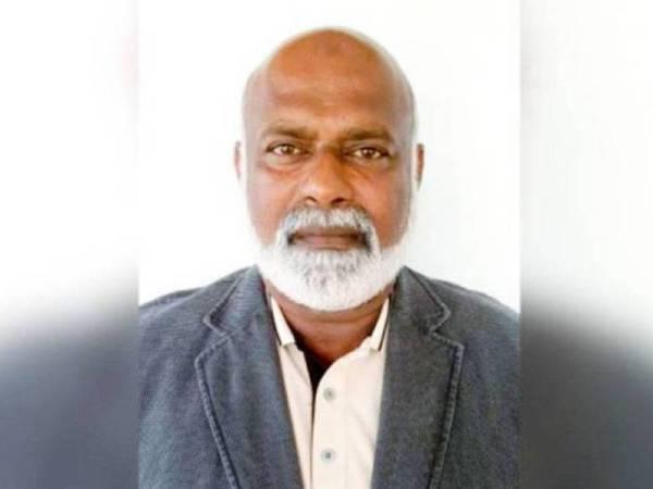 Shahul Hamid Abdul Rahim