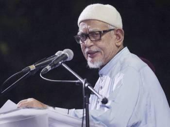 Abdul Hadi - Foto fail Bernama