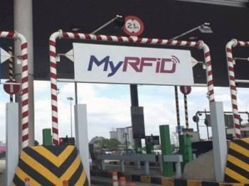 PLUS akan melaksanakan kutipan tol menggunakan teknologi RFID di 10 plaza tol sistem terbuka di lebuh raya kendaliannya.