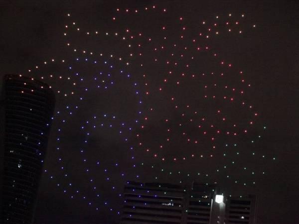 Keunikan dan keistimewaan Malaysia menjadi tarikan utama pada Ambang 2020 di Dataran Merdeka,Kuala Lumpur malam tadi.  - FOTO ZAHID IZZANI