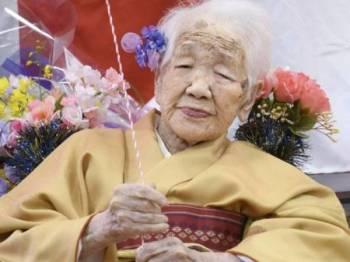 Tanaka diraikan dalam satu majlis sambutan hari lahir pada akhir minggu lalu.