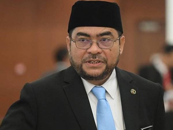 Dr Mujahid Yusof