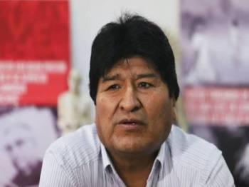 Evo Morales. - Foto: Agensi