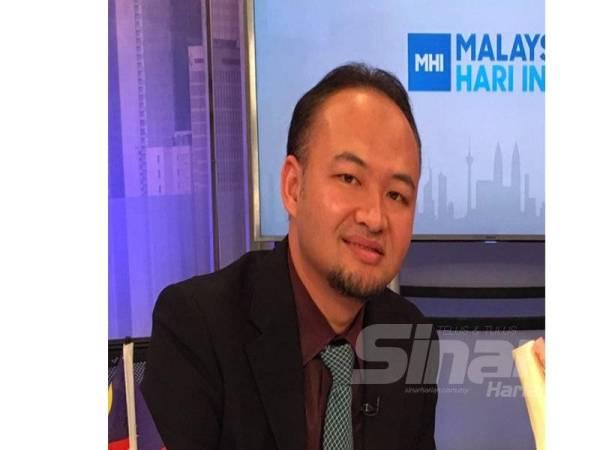 DR Ahmad Mahyuddin.