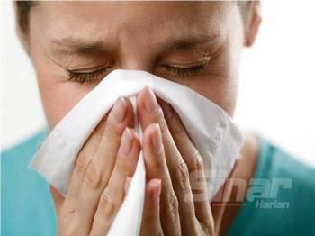 SELESAMA akibat virus influenza bukanlah seperti selesama biasa.