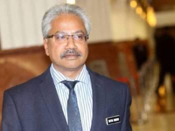 P. Waytha Moorthy