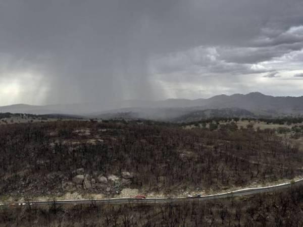 Beberapa kawasan terbakar di Australia kini dilanda hujan lebat. - Foto Agensi